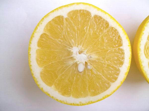 グレープフルーツの写真